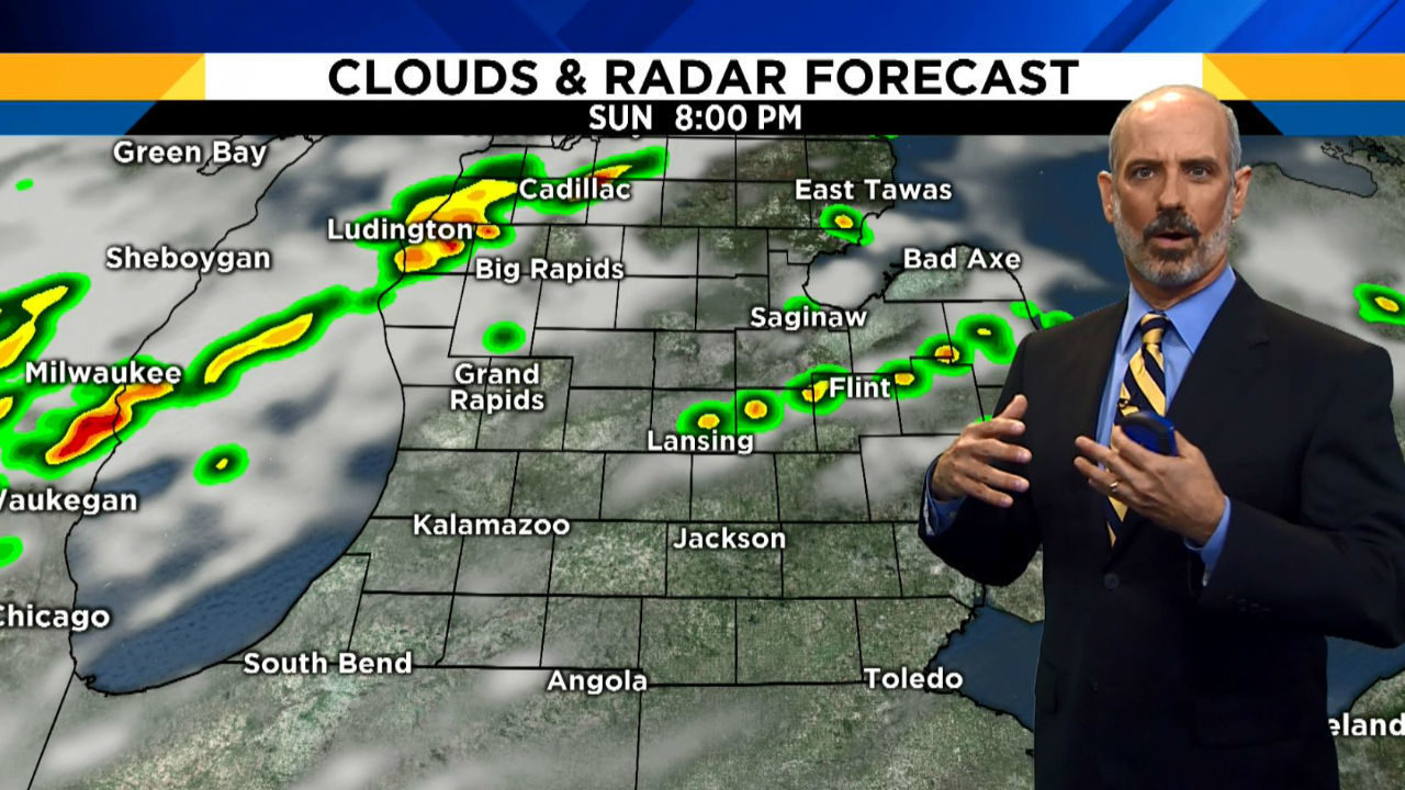 Metro Detroit Weather Forecast Still More Storms To Deal With