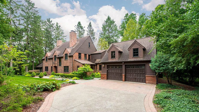 Home designed by Ann Arbor architect in early 1900s for sale
