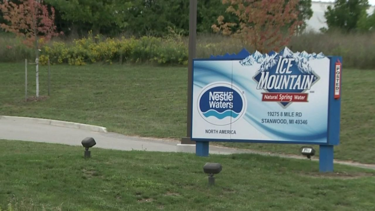 Nestle's controversial water deal: What's in it for Michigan?