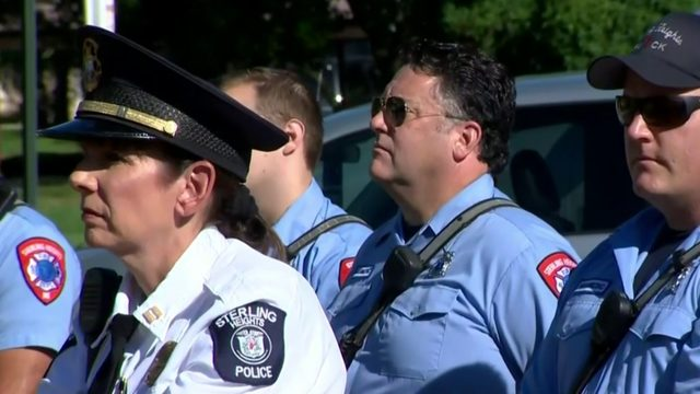 Events held in SE Michigan to mark 17th anniversary of 9/11