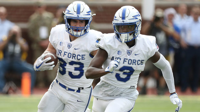 Air Force football vs. Colgate: Time, TV schedule, game preview, score
