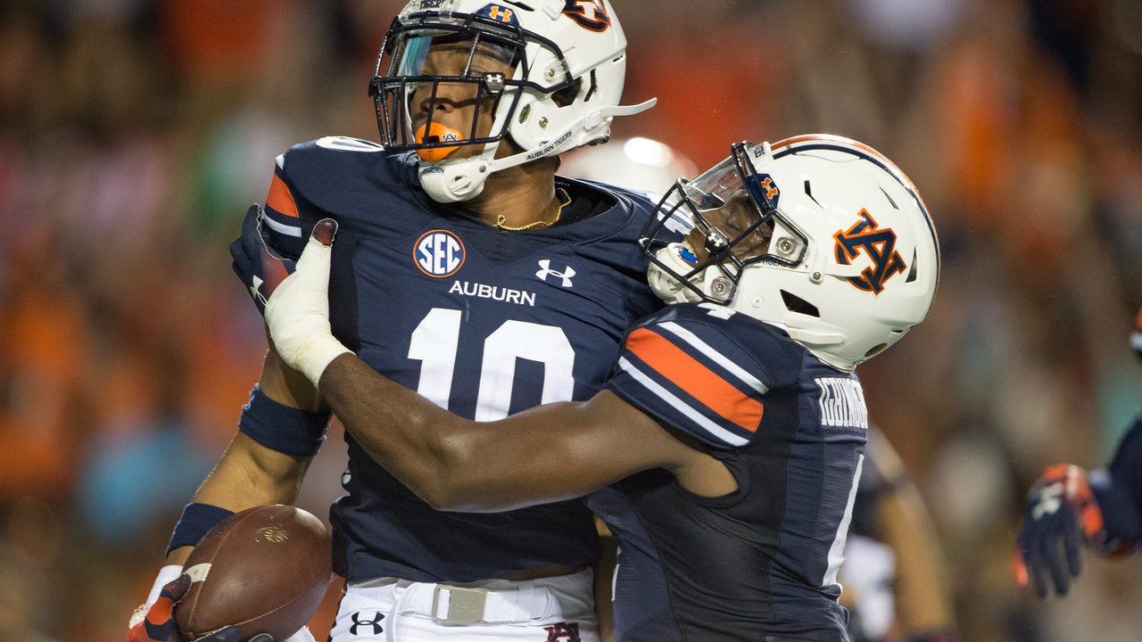 Auburn football vs. Mississippi State: Time, TV schedule ...
