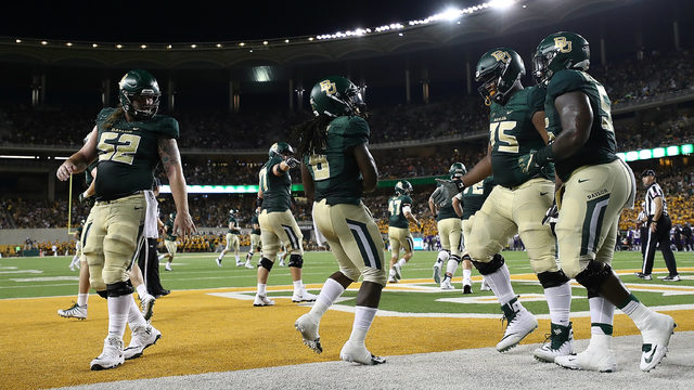 Baylor football vs. Stephen F. Austin: Time, TV schedule, game preview, score