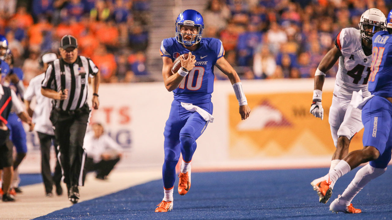 Boise State football vs  Marshall: Time, TV schedule, game