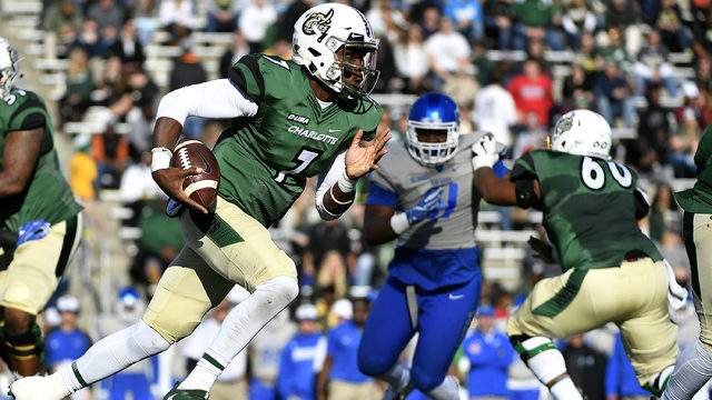Charlotte football vs. Gardner-Webb: Time, TV schedule, game preview, score