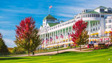 Mackinac Island's Grand Hotel offers special package in celebration of fall
