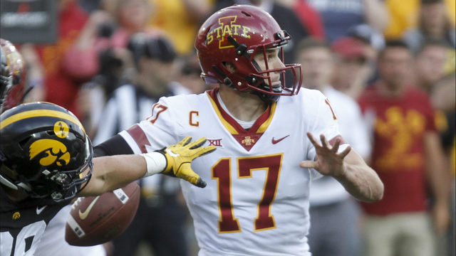 Iowa State football vs. Northern Iowa: Time, TV schedule, game preview, score