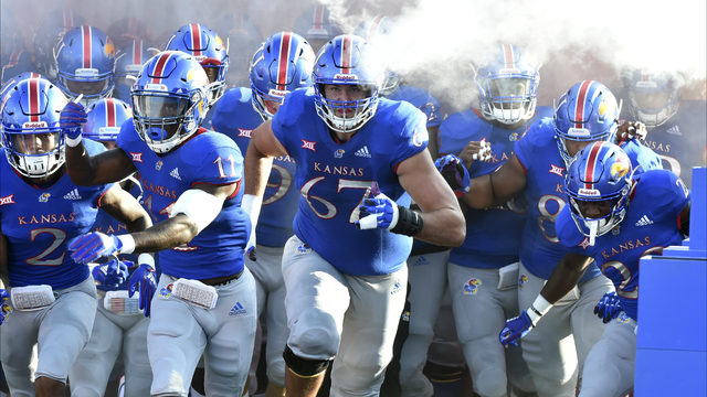 Kansas football vs. Indiana State: Time, TV schedule, game preview, score