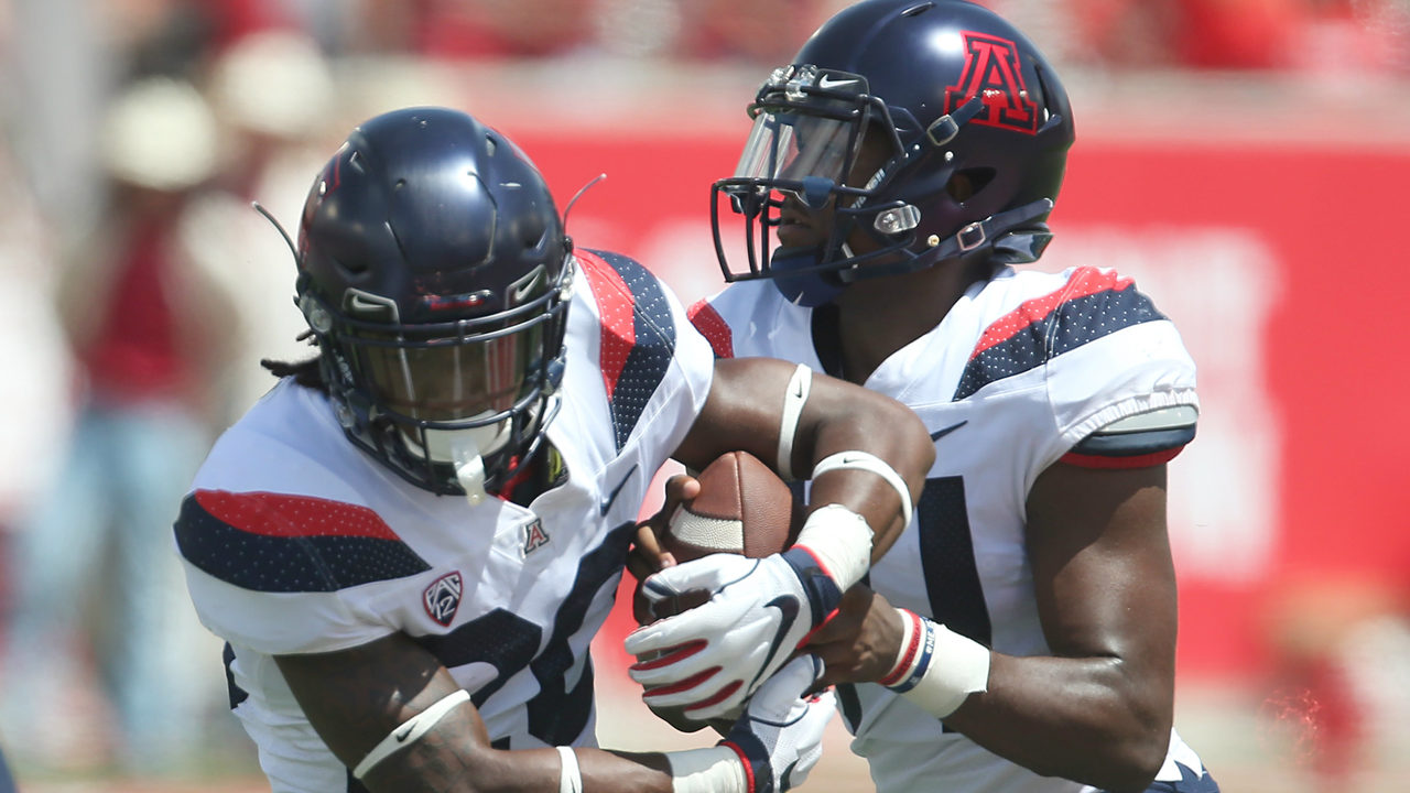 Uofa Football Score >> Arizona Football Vs Northern Arizona Time Tv Schedule