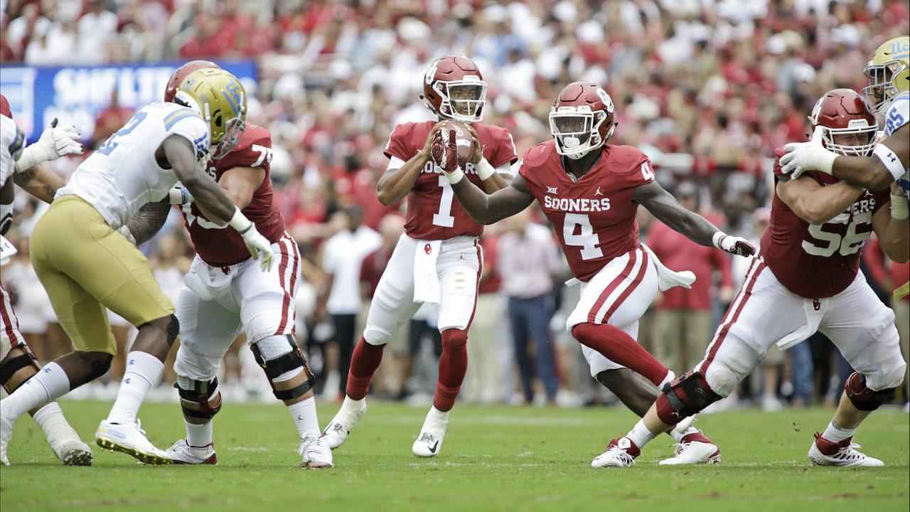 Oklahoma football vs. Kansas: Time, TV schedule, game ...
