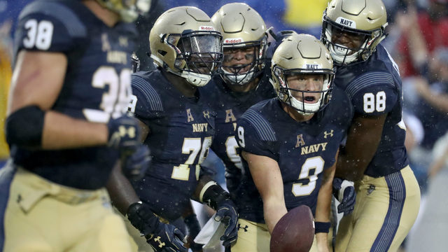 Navy football vs. Holy Cross: Time, TV schedule, game preview, score