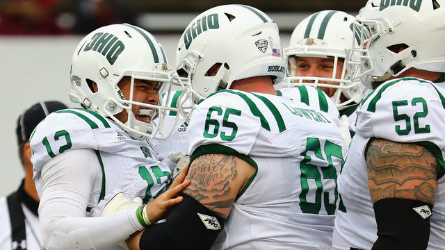 Ohio football vs. Rhode Island: Time, TV schedule, game preview, score