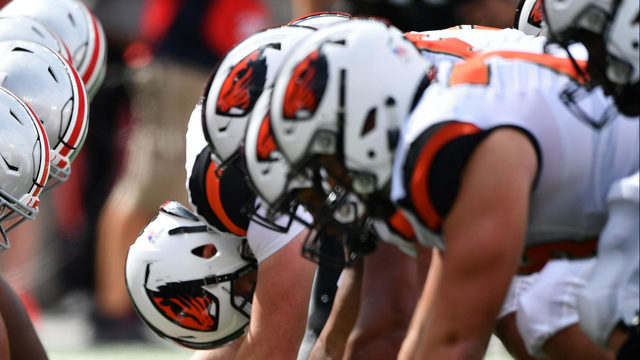 Oregon State football vs  Hawaii: Time, TV schedule, game