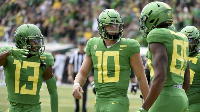 Oregon football vs. Montana: Time, TV schedule, game preview, score