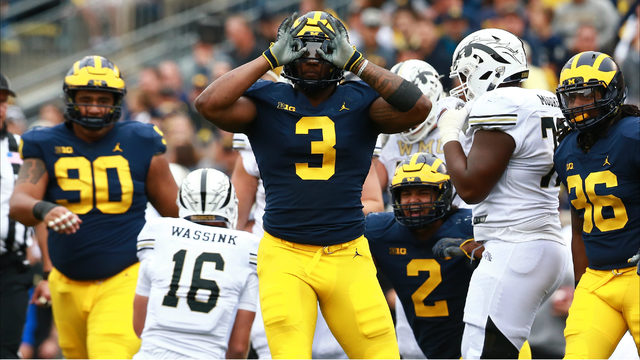 Green Bay Packers select Michigan defensive lineman Rashan Gary with No.&hellip&#x3b;