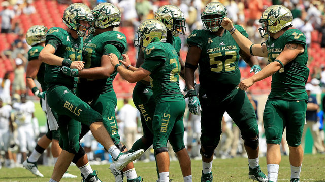 South Florida vs. South Carolina State: Time, TV schedule, game preview, score
