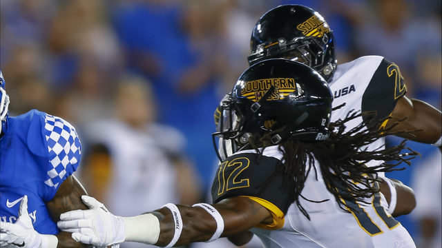 Southern Miss football vs. Alcorn State: Time, TV schedule, game preview, score