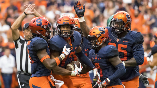 Syracuse football vs. Liberty: Time, TV schedule, game preview, score