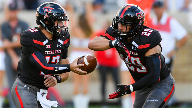 Texas Tech football vs. Arizona: Time, TV schedule, game preview, score