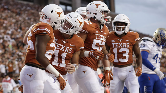 Texas football vs. Louisiana Tech: Time, TV schedule, game preview, score