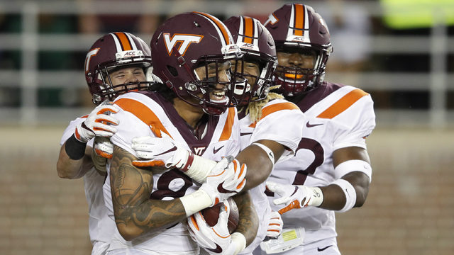 Virginia Tech football vs. Boston College: Time, TV schedule, game…