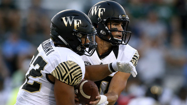 Wake Forest football vs. Utah State: Time, TV schedule, game preview, score