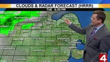 SE Michigan weather: Break from heat Wednesday with chance for some rain
