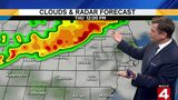 Metro Detroit weather: Brief break from the heat, shower and storm chances next