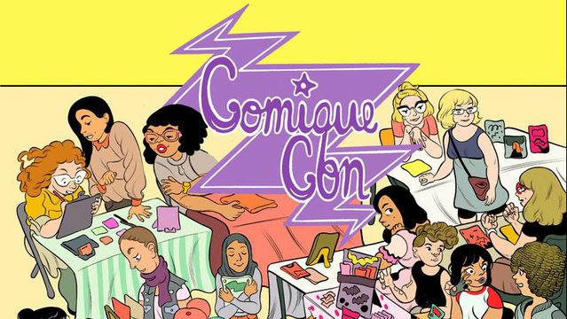 Comique Con is tomorrow