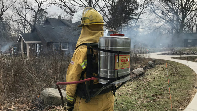 Ann Arbor's fall controlled burn season begins Oct. 16