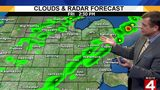 Metro Detroit weather: Windy with storm chances this afternoon
