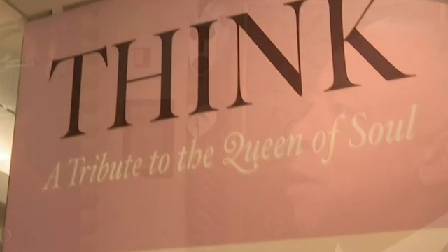 Aretha Franklin exhibit debuts at the Charles H. Wright Museum