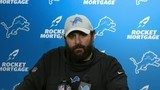 Matt Patricia on Lions win: 'I'm just happy for the guys'