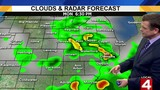 Metro Detroit weather forecast: Here's when to expect rain today