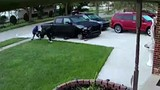 Serial tire thieves caught on camera in Sterling Heights
