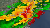 Tornado warnings expire in Wayne, Monroe counties