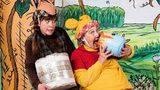'A Honey Pot of Pooh Stories' comes to Wild Swan Theater Oct. 25