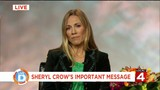 Sheryl Crow's important message about breast cancer