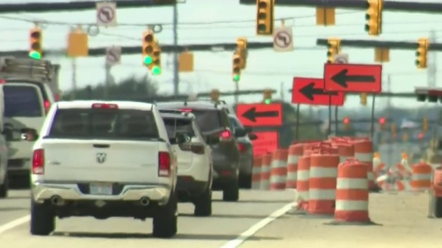 RCOC road construction suspended during memorial day holiday weekend
