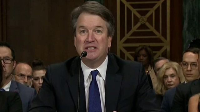 Senators receive FBI findings into Brett Kavanaugh; first vote expected Friday