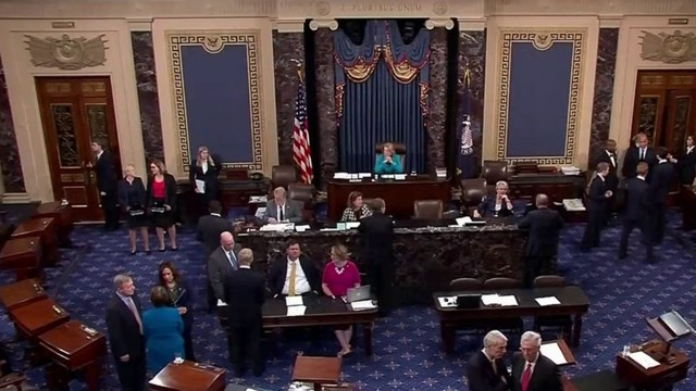 Senate votes 51-49 to move forward with Brett Kavanaugh's SCOTUS confirmation