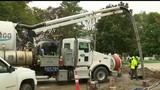 Belleville water service shut down for several hours after water main break