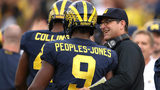 Peoples-Jones has Michigan wide receivers back on track