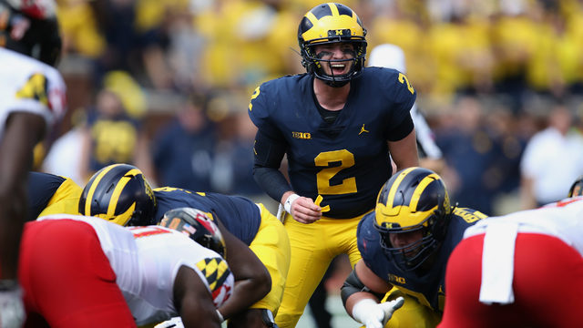 Predicting all 26 starters for Michigan football vs. Middle Tennessee State