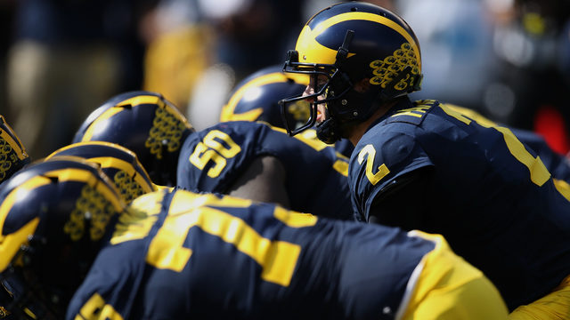 Game-by-game (including bowl) predictions for this Michigan football season