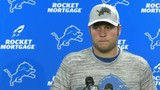 Stafford proud of Lions in win over Packers