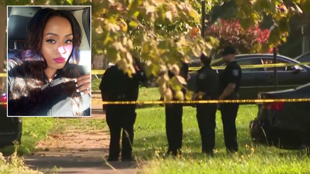 33-year-old woman found shot, killed in driveway on Detroit's east side