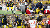 Who has been Michigan football's offensive MVP through first half of&hellip&#x3b;