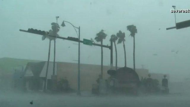 Florida hit hard by deadly Hurricane Michael