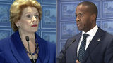 WATCH: Michigan Senate candidates Stabenow, James debate